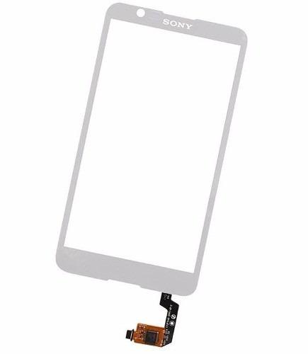 Touch Sony Xperia E4 E2114 E2124 E2104 E2105 Branco - 1 Linha