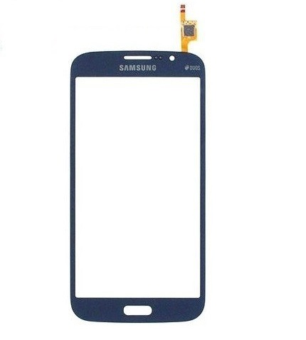 Touch Samsung Galaxy Mega 5.8 Duos Gt-I9150 I9152 Preto Azul