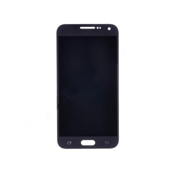 Frontal Samsung E5 E500 SM-E500 Cinza sem Aro