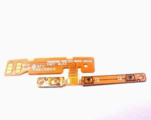 Flex Botão Power Sony E3 D2212 D2203 D2206