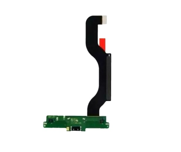 Flex Conector Carga Microfone Nokia Lumia 1520