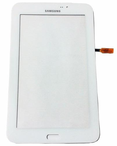 Touch Tablet Samsung Galaxy Tab E Sm T113 Branco com Furo Câmera