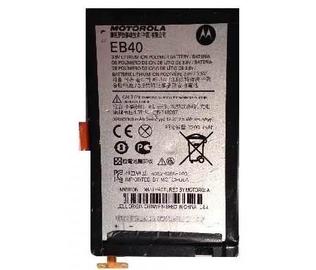 Bateria Motorola Eb40 Xt910m Xt916m 3200mAh