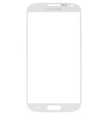 Lente Vidro sem Touch S4 I9500 I9505 Branco