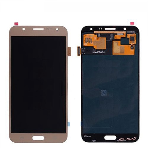 Frontal Samsung J7 SM-J700 Gold Dourado Original