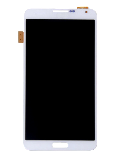 Display Frontal Note 3  N9000 N900A N9005 Branco Sem Aro