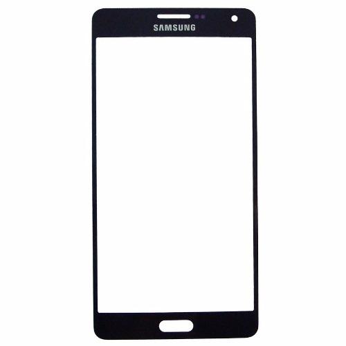 Lente Vidro sem Touch Galaxy A7 Sm A700 Preto