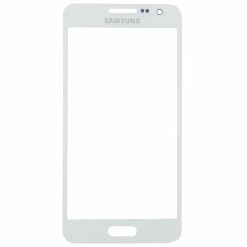 Lente Vidro sem Touch Samsung A3 Sm A300 Branco