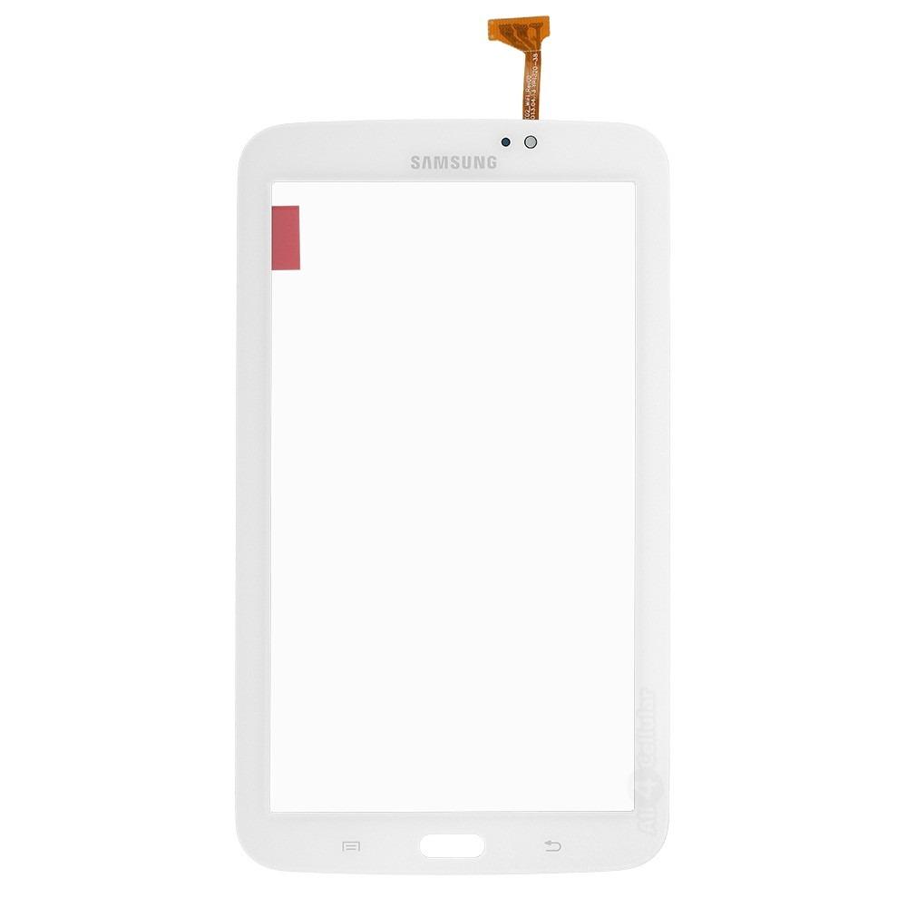 Touch Tab 3 T210 P3210 7 Polegadas Branco (Sem Furo Alto Falante)