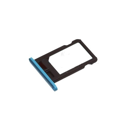 Bandeja Chip Apple Iphone 5c Azul Bandeja Nano Sim Card