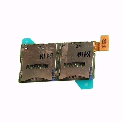 Flex Leitor Chip Sim Card Sony Xperia T2 Ultra D5322 D5306