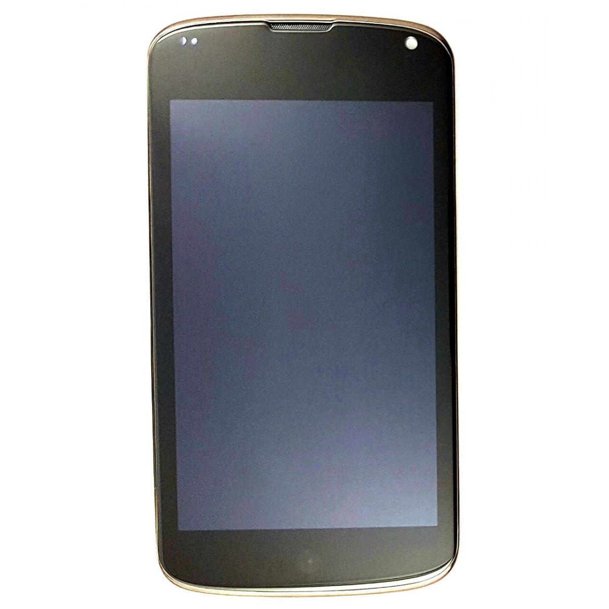 Display Frontal LG Nexus 4 E960 Preto com Aro