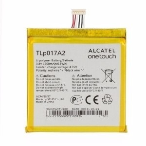Bateria Alcatel One Touch Idol Mini 6012d 6012a Tlp017a2