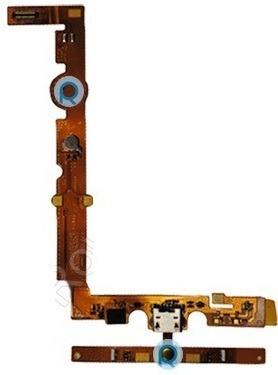 Flex Conector Carga Lg L7 P700 P705