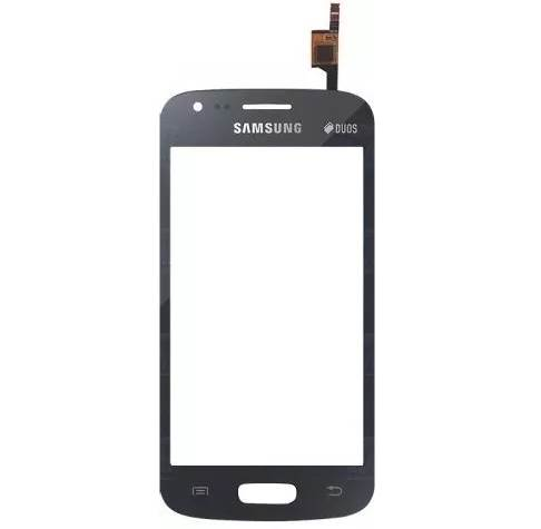 Touch Samsung Galaxy S Duos 2 Tv GT S7272 S7273 S7275 Preto - 1 Linha