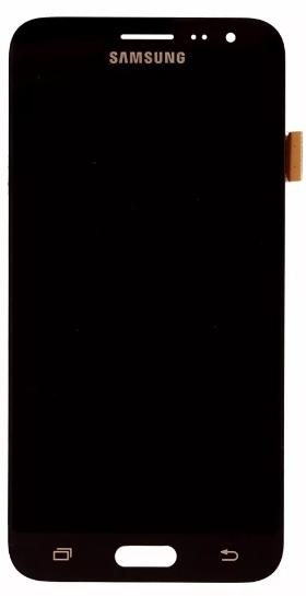 Frontal Samsung J3 SM-J300 J320 Preto Original