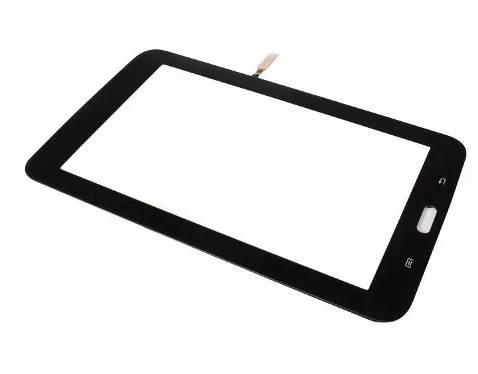 Touch Samsung Tab E Sm-T113 T113 7 Polegadas Preto sem Furo da Câmera