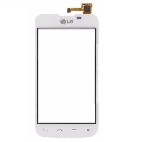 Touch LG Optimus L5 li 2 E455 Branco - 1 Linha