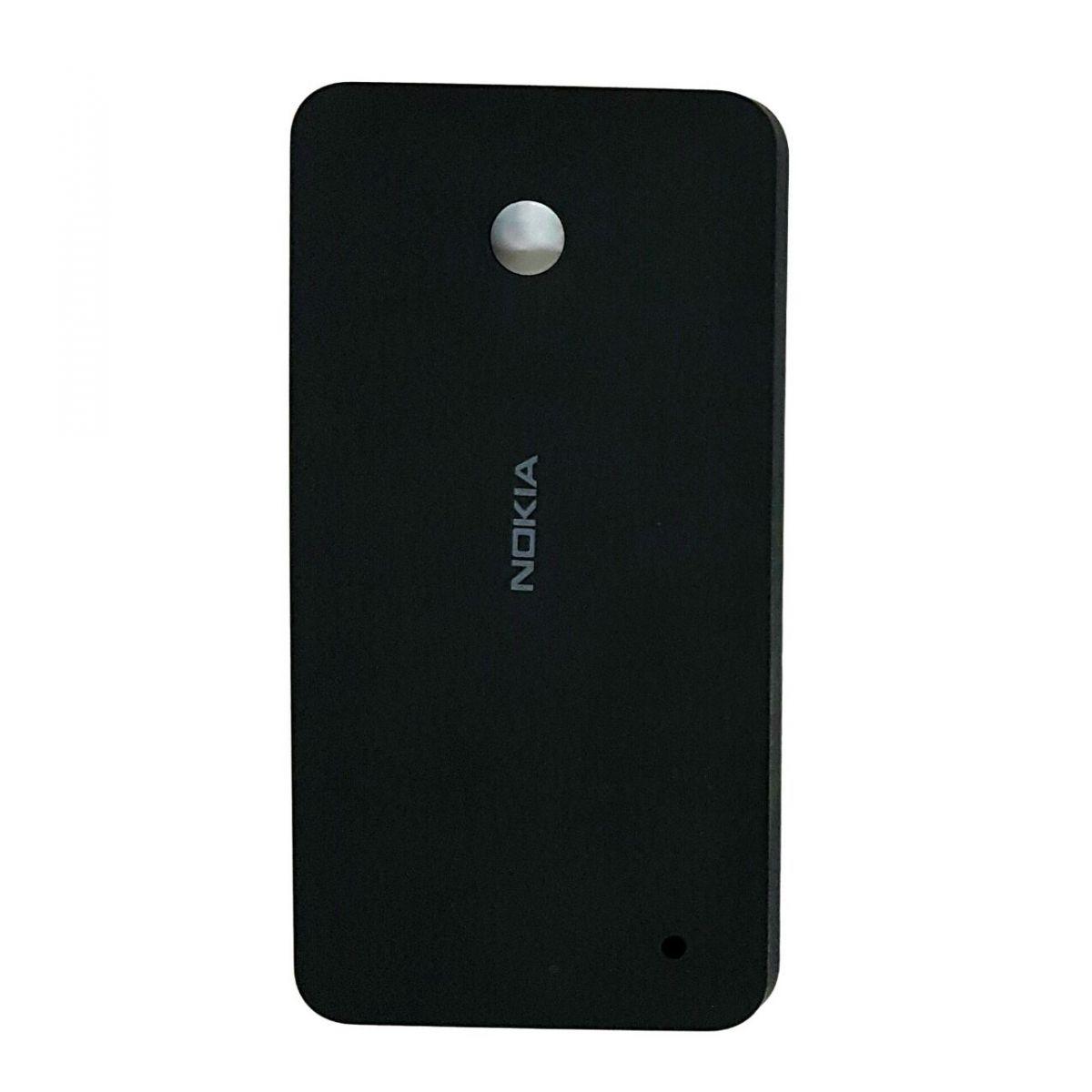 Tampa Traseira da Bateria Nokia Lumia 630 N630 Grafite