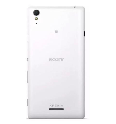 Tampa Traseira da Bateria Sony Xperia T3 D5102 Branco