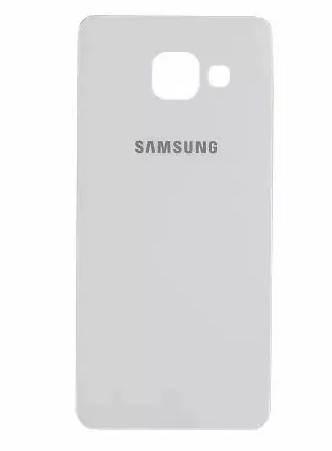 Tampa de Vidro da Bateria Samsung A5 2016 A510 Branco Original