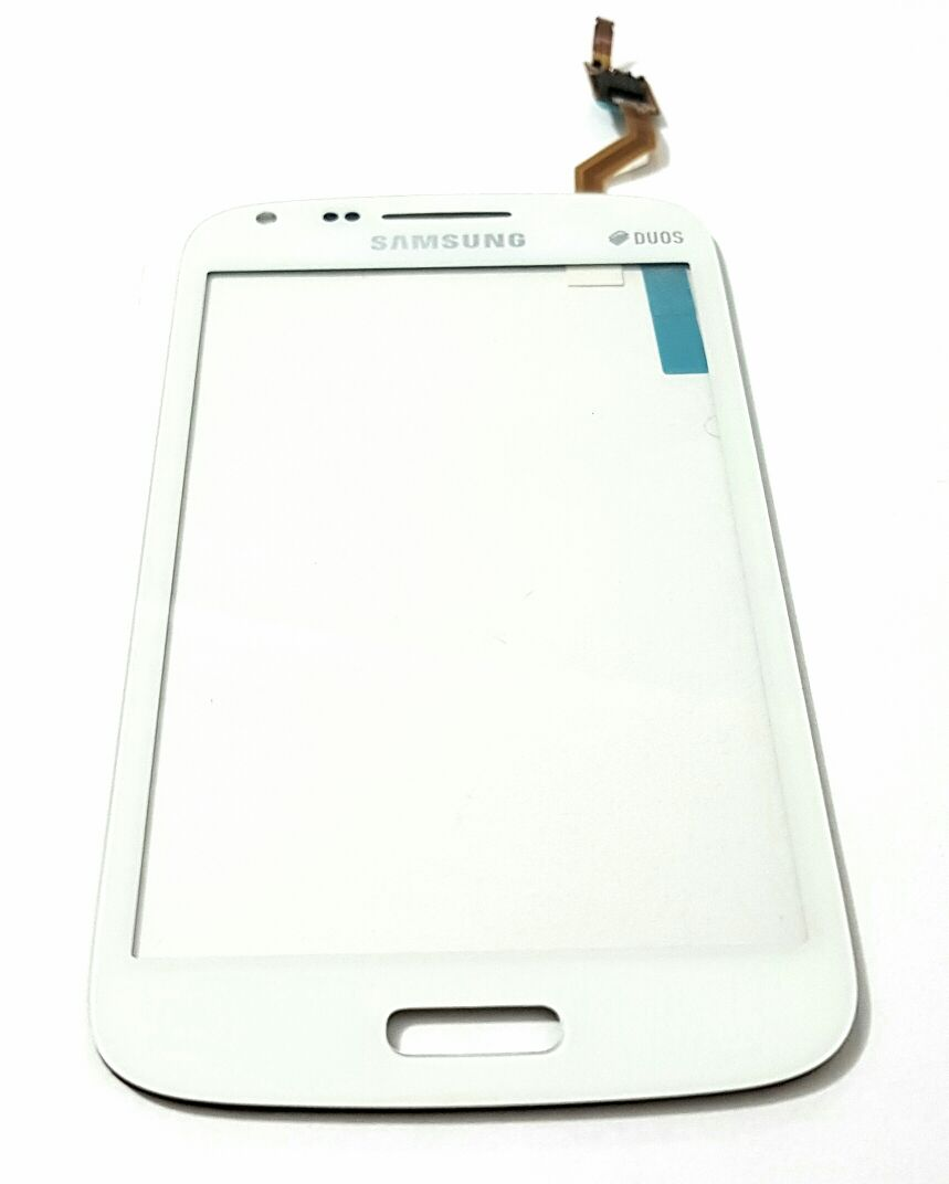 Touch I8262 S3 Duos Core Branco - 1 Linha