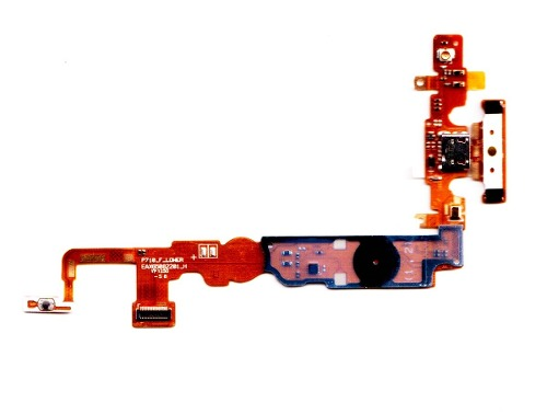 Cabo Flex Conector Carga Lg P710 P714