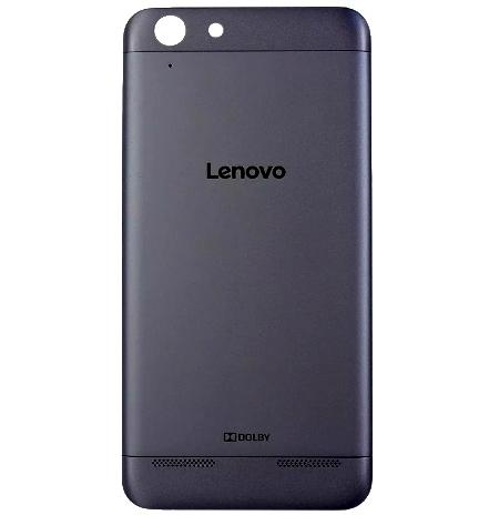 Tampa da Bateria Lenovo Vibe K5 A6020 Cinza Escuro