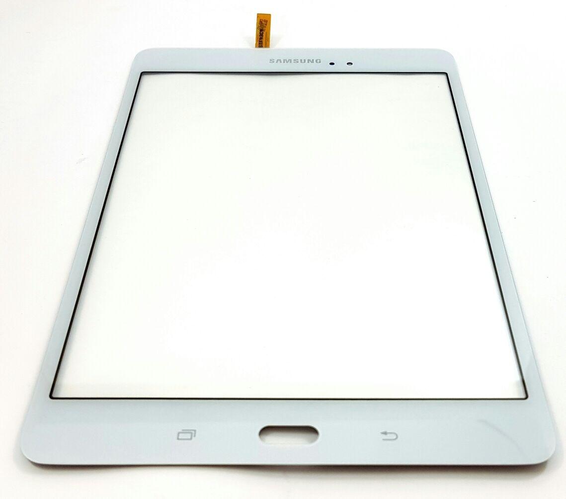 Touch Tablet A T350 T351 sem Furo Alto Falante 8 Polegadas Branco - Fazer Aplicacão com Cola UV