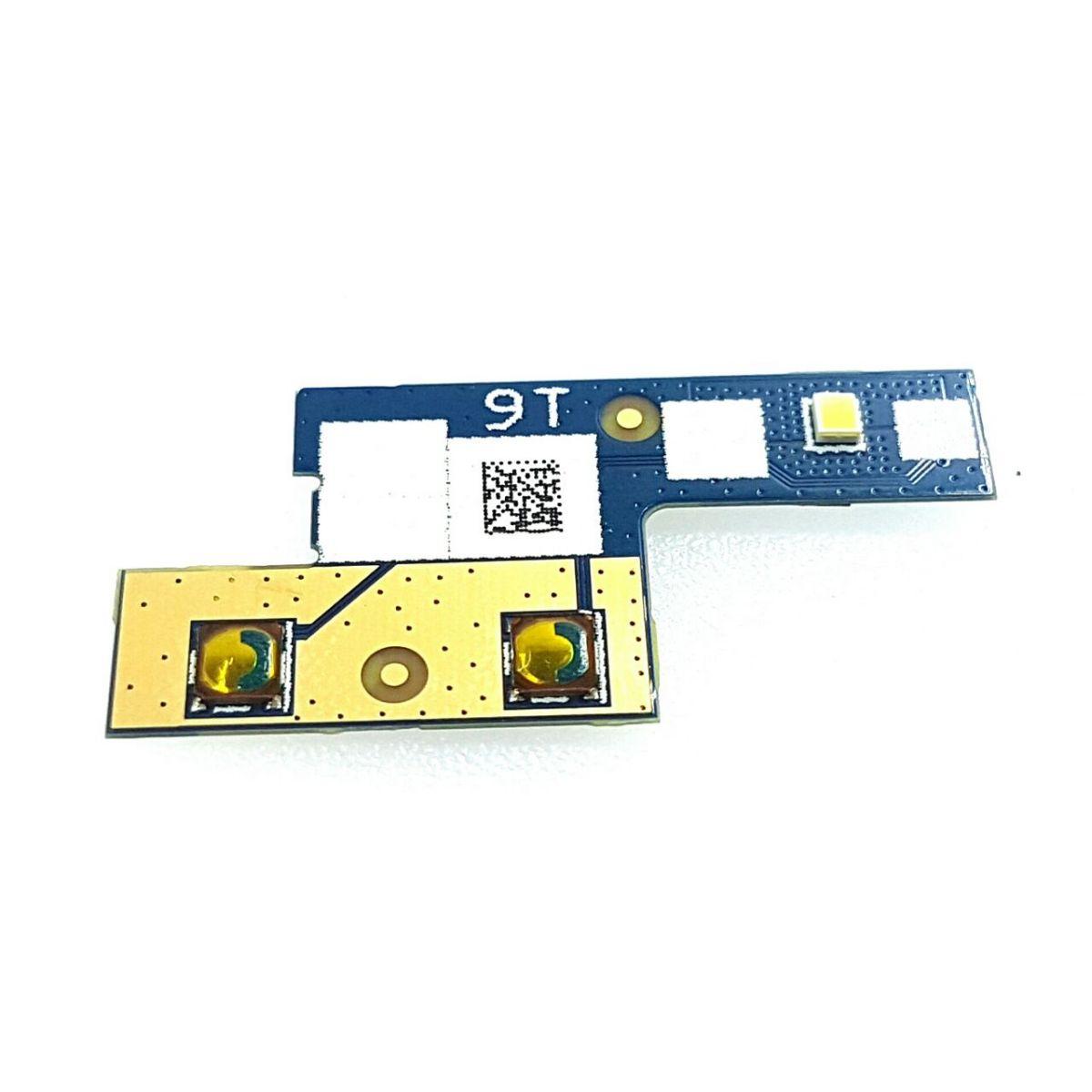 Placa Volume e Flash Asus Zenfone Go 4.5 ZB452KG X014D