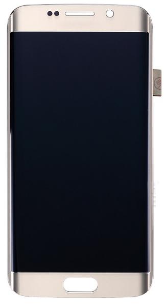 Frontal Samsung S6 Edge Plus SM-G928I Dourado