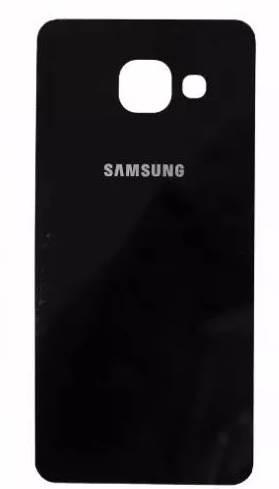 Tampa de Vidro Bateria Samsung A5 2016 A510 Preto