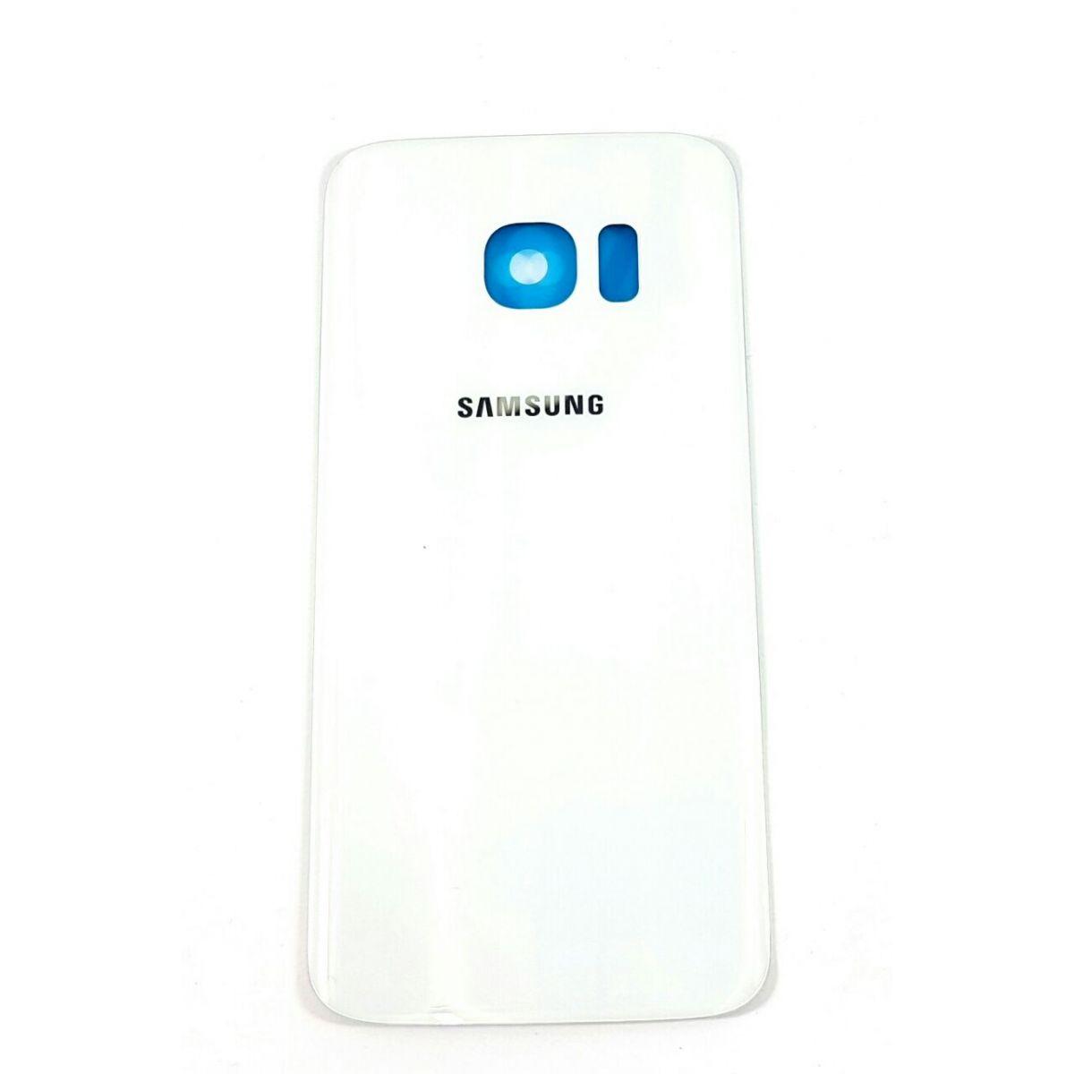 Tampa da Bateria Samsung S7 SM-G930 Branco
