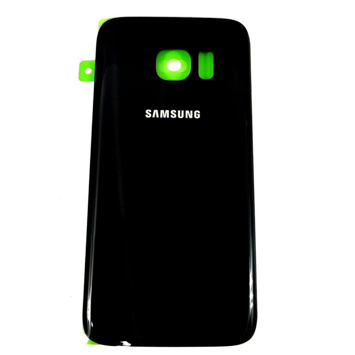 Tampa da Bateria Samsung S7 SM-G930 Preto