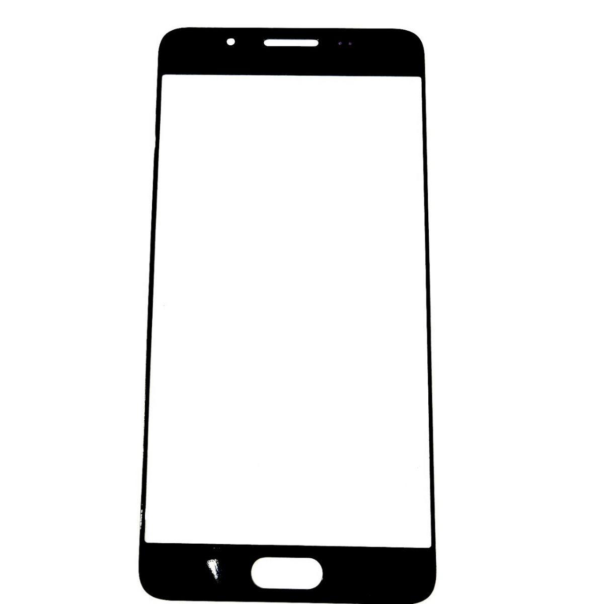 Lente Vidro sem Touch Samsung A5 2016 A510 Preto