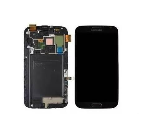 Frontal Samsung Note 2 Gt-n7100 Preto