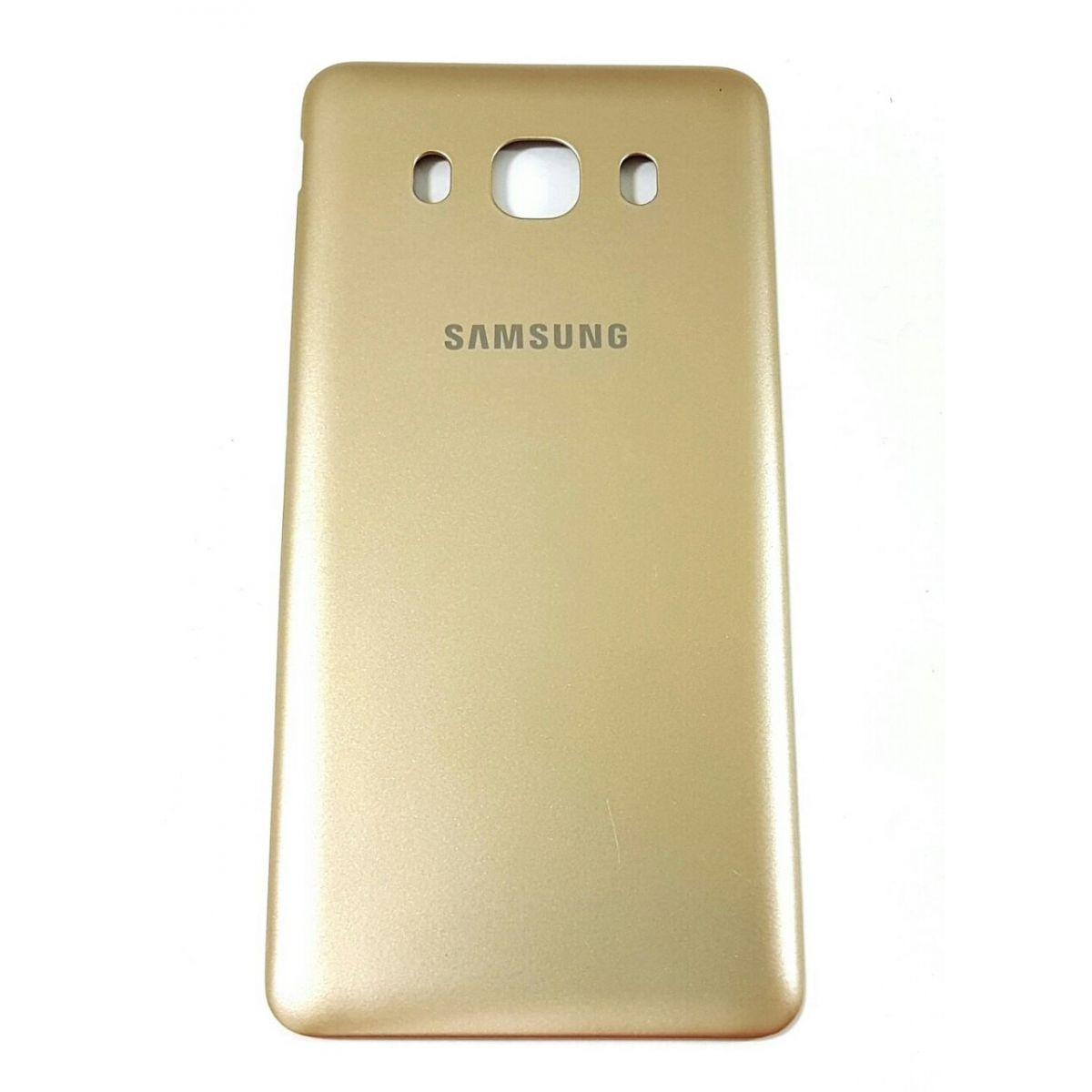 Tampa Bateria Samsung  J5 2016 Metal SM-J510 Dourado Gold