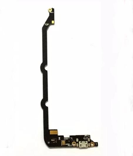 Placa Conector Carga e Microfone Asus Zenfone 2 Laser ZE550KL/ T00LD