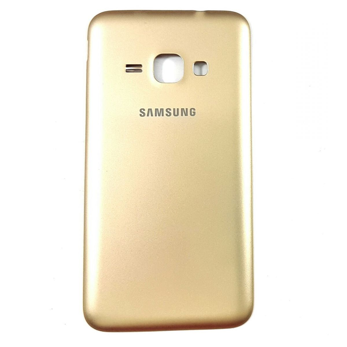 Tampa Traseira Samsung J1 2016 Sm-J120 Gold Dourado