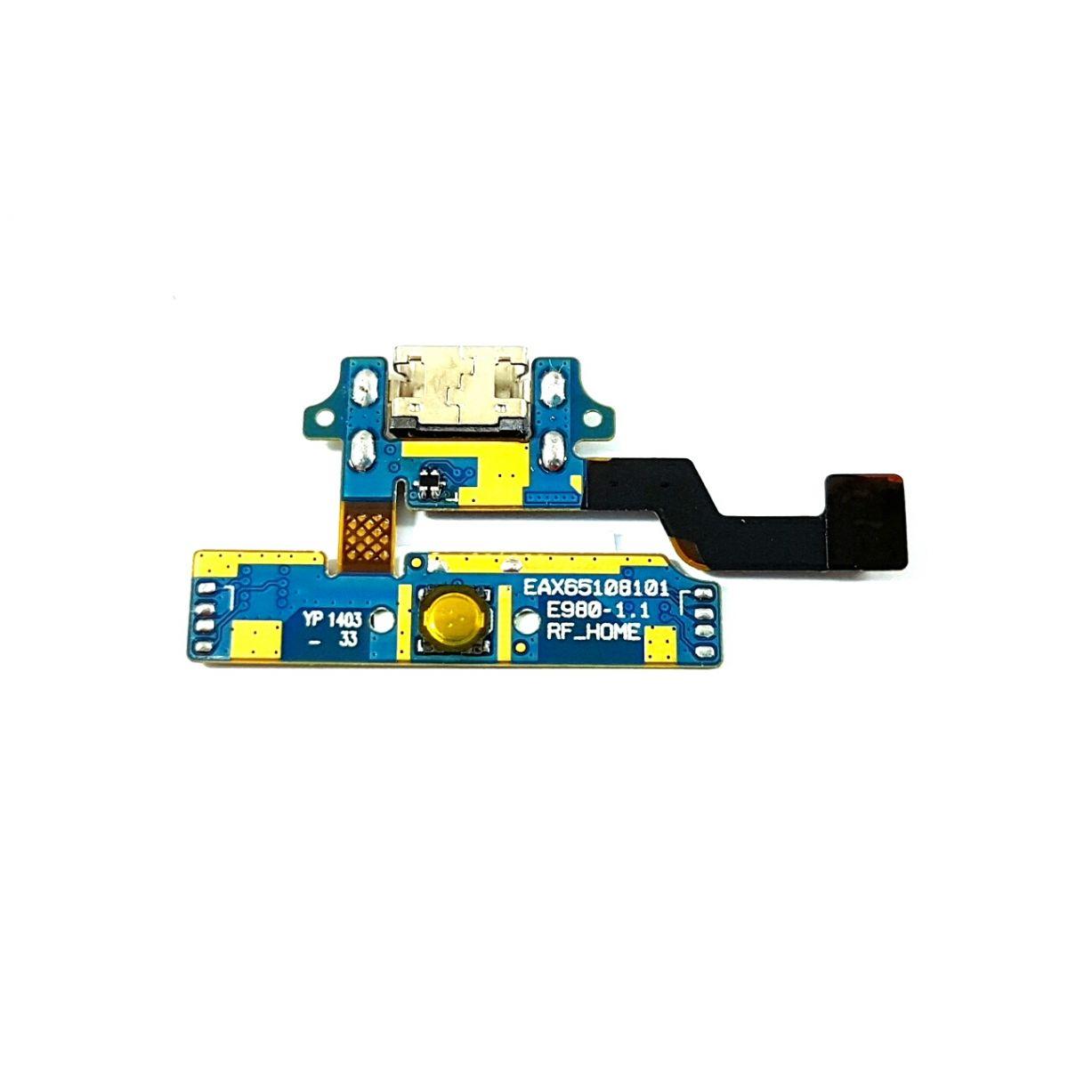Flex Conector de Carga Lg Optimus G Pro E989
