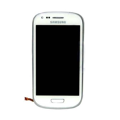 Frontal Touch e Lcd Samsung Galaxy S3 Mini Gt-I8190 Branco