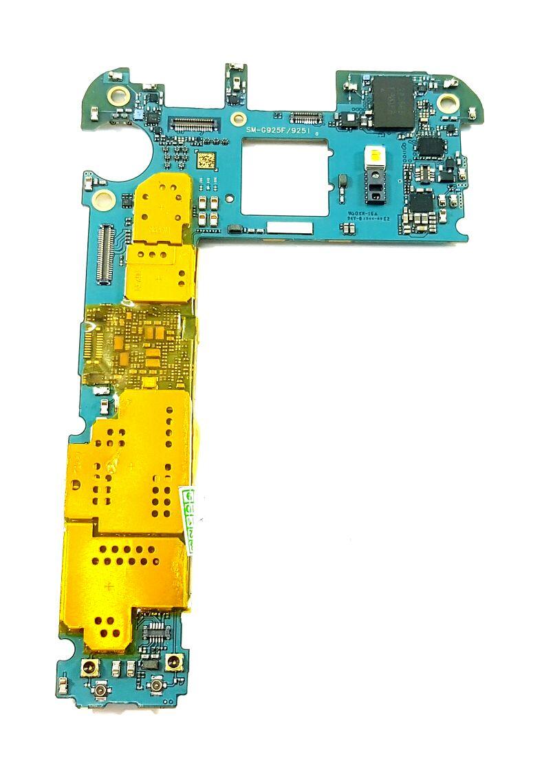 Placa Principal S6 Edge SM-G925 32gb Semi Nova