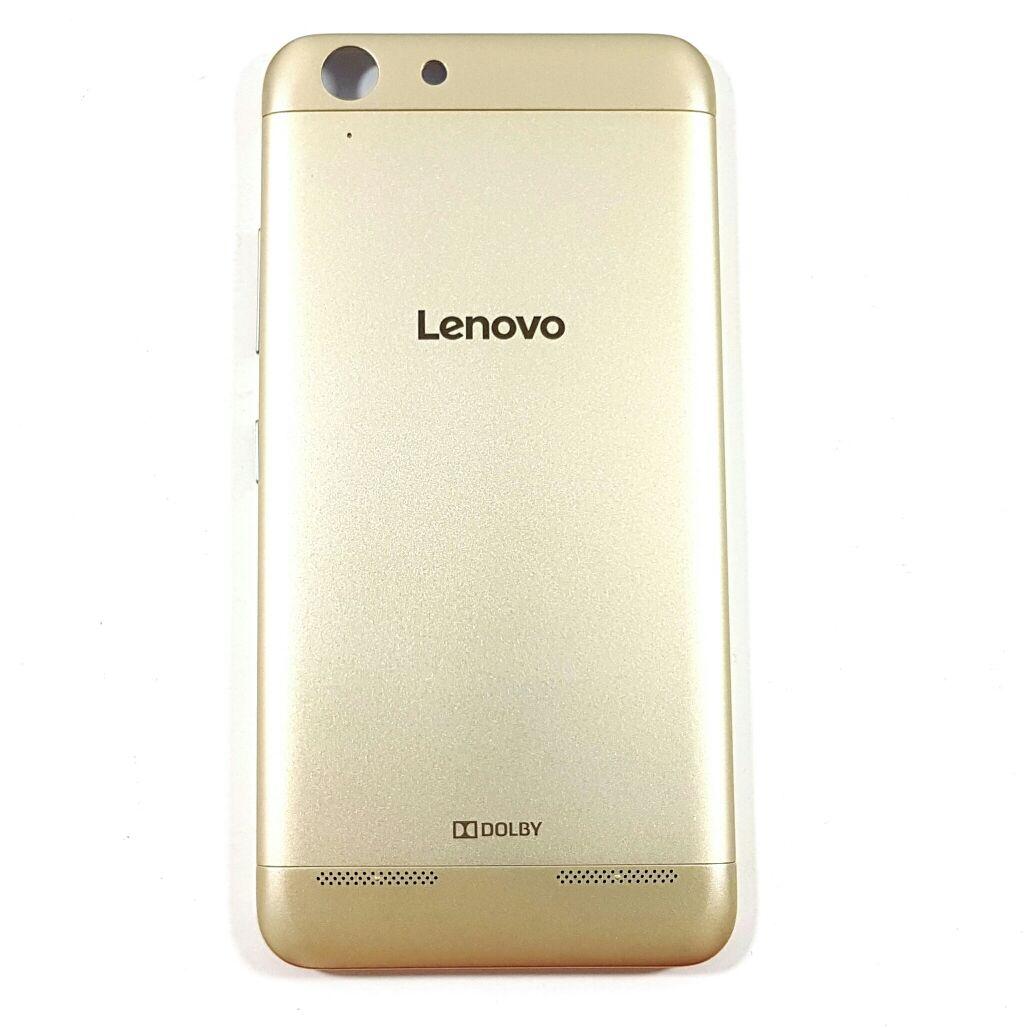 Tampa da Bateria Lenovo Vibe K5 A6020 Dourado