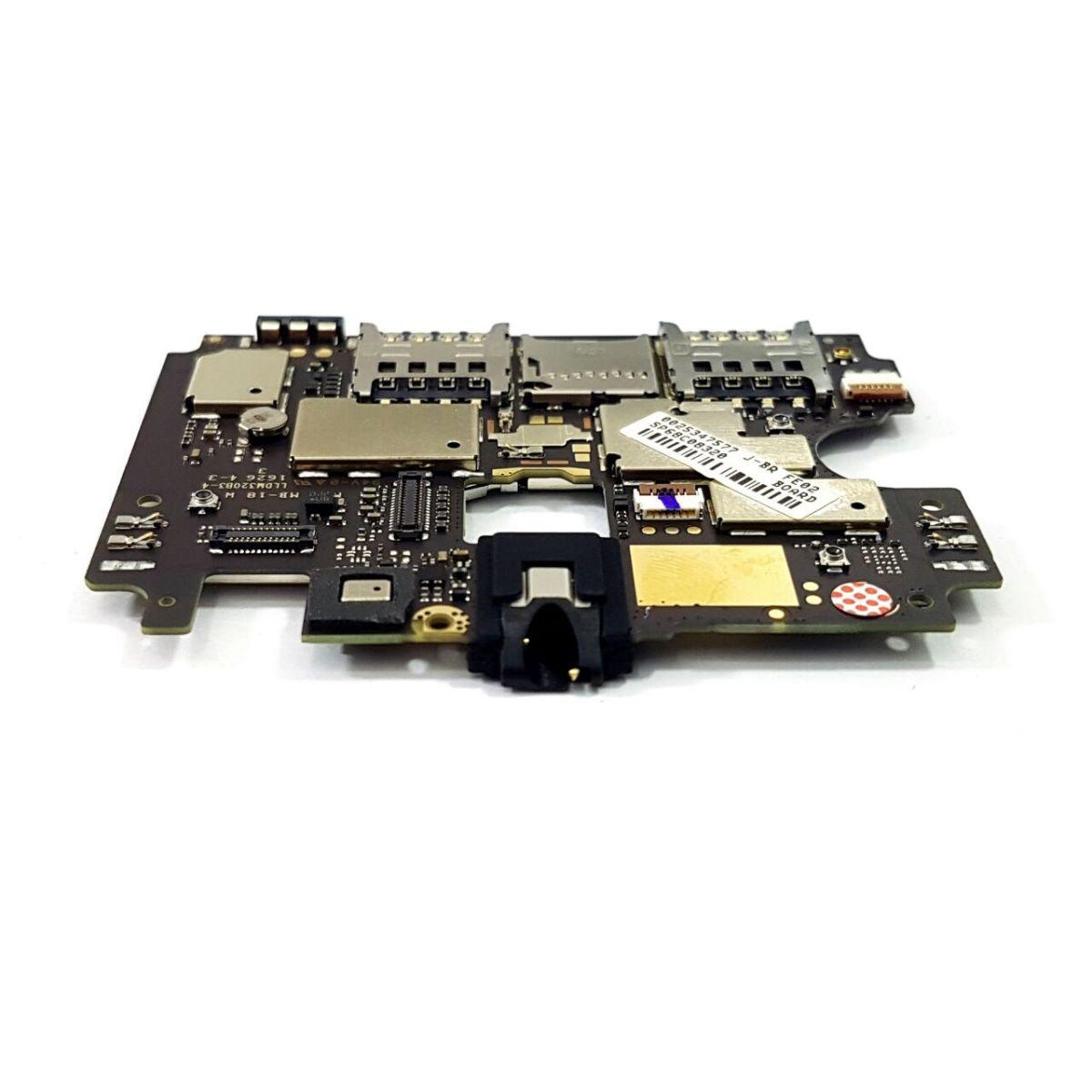 Placa Principal Lenovo Vibe C2 K10a40 16GB Dual