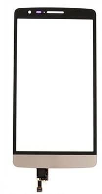 Touch LG G3 Mini Beat D722 D724 D725 D729 D728 Dourado