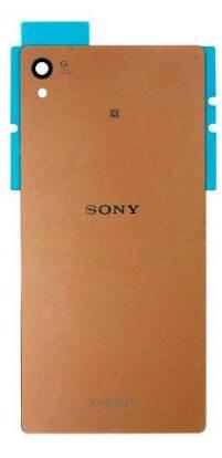 Tampa Traseira Sony Z4 E6533 Cobre Dourado