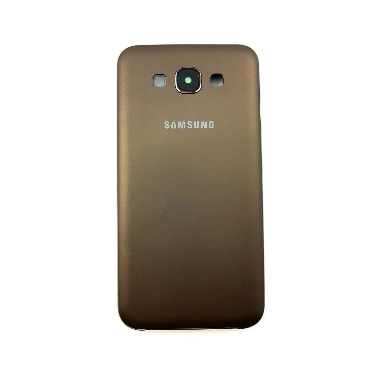 Carcaca Samsung  SM-E700 Marrom E7