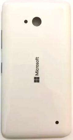 Tampa Traseira Nokia Microsoft N535 N 535 Branco