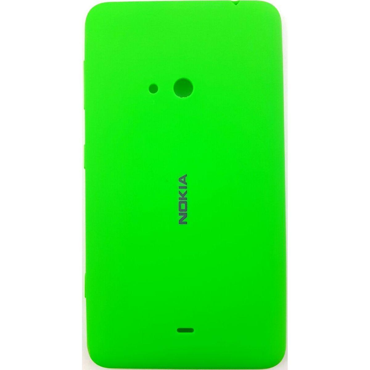 Tampa Traseira Nokia N625 Verde
