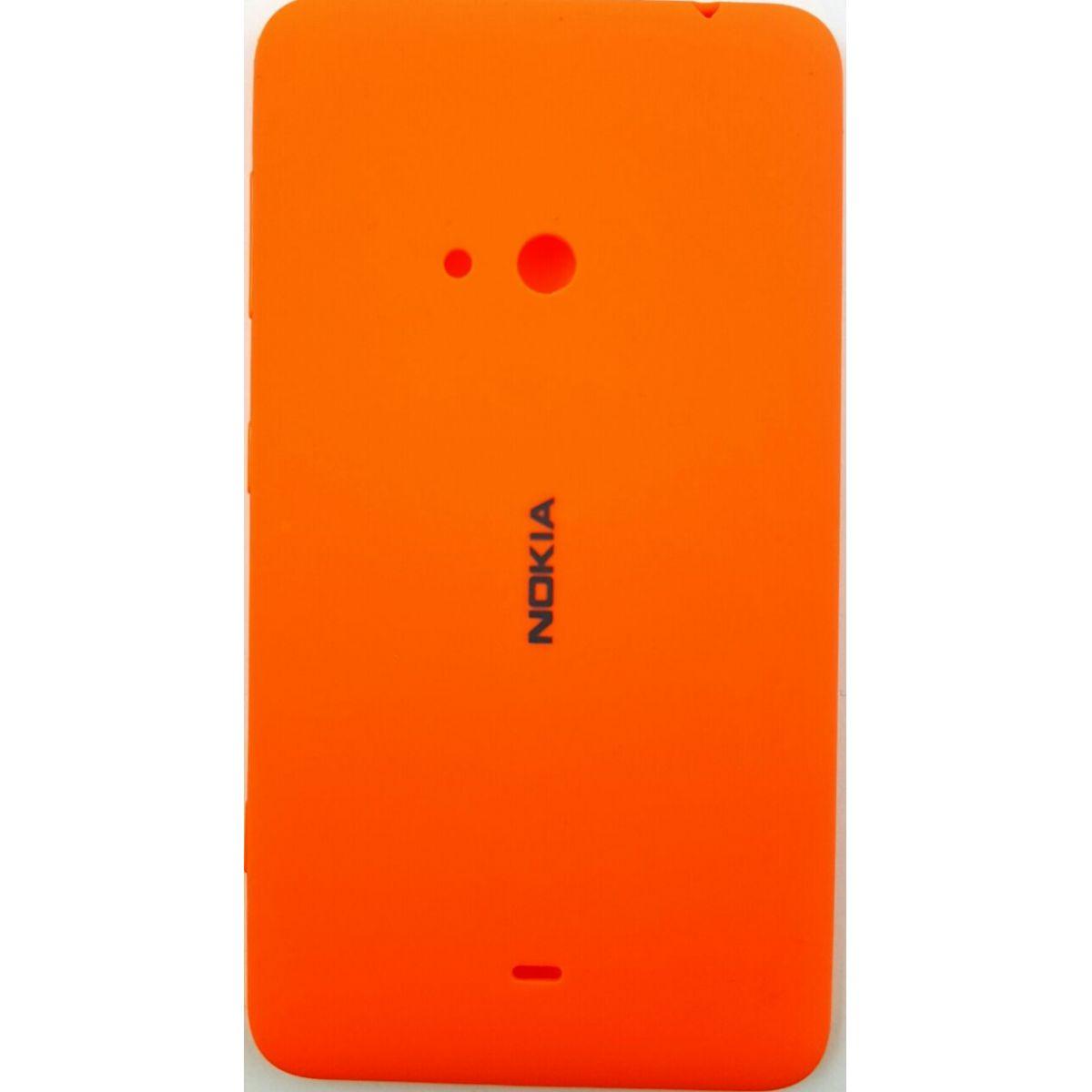Tampa Traseira Nokia N625 Laranja